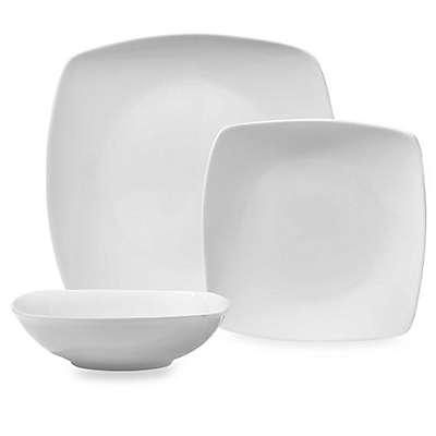 BIA Cordon Bleu Square White Dinnerware