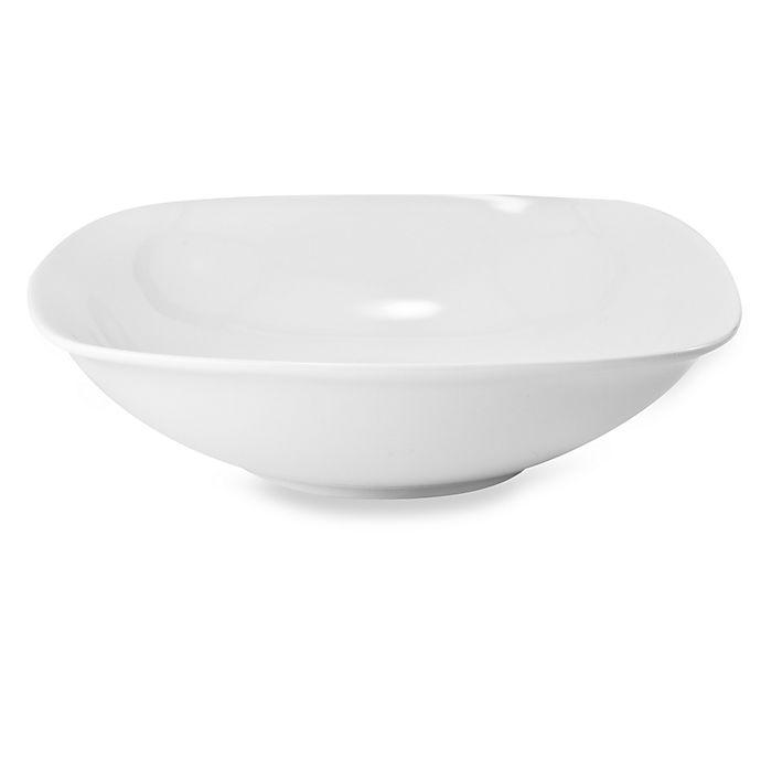 Alternate image 1 for Everyday White® Cordon Bleu Square White 8-Inch Bowl