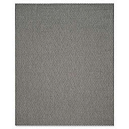Safavieh Courtyard 9-Foot x 12-Foot Thalia Indoor/Outdoor Rug in Black/Light Grey