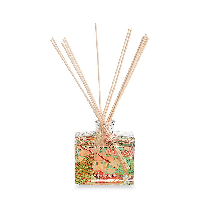 Yankee Candle Christmas Cookie Reed Diffuser In Decorative Bottle