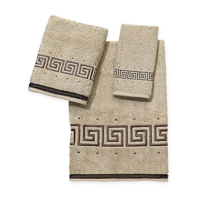 Alternate image 1 for Avanti Premier Athena Bath Towel in Linen