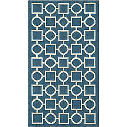 Safavieh Courtyard Saylor Indoor/Outdoor Rug