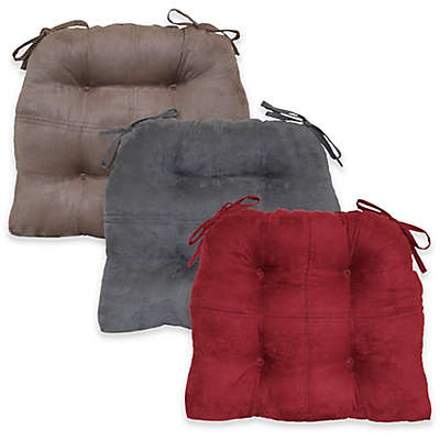 Summit Suede Waterfall Chair Pad