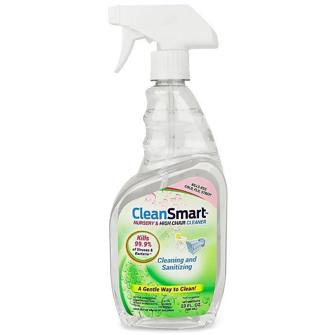 Alternate image 1 for CleanSmart™ 23 oz. Nursery and High Chair Cleaner