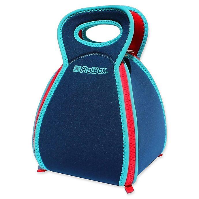 bd8497e4391c Flatbox Original Insulated Convertible Lunch Bag | Bed Bath & Beyond
