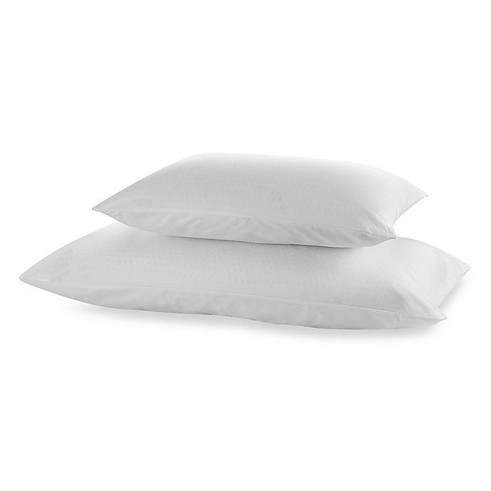 Alternate image 1 for Therapedic® Latex Foam Bed Pillow