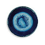 Thirstystone Printed Agate Coaster Set in Blue (Set of 4)