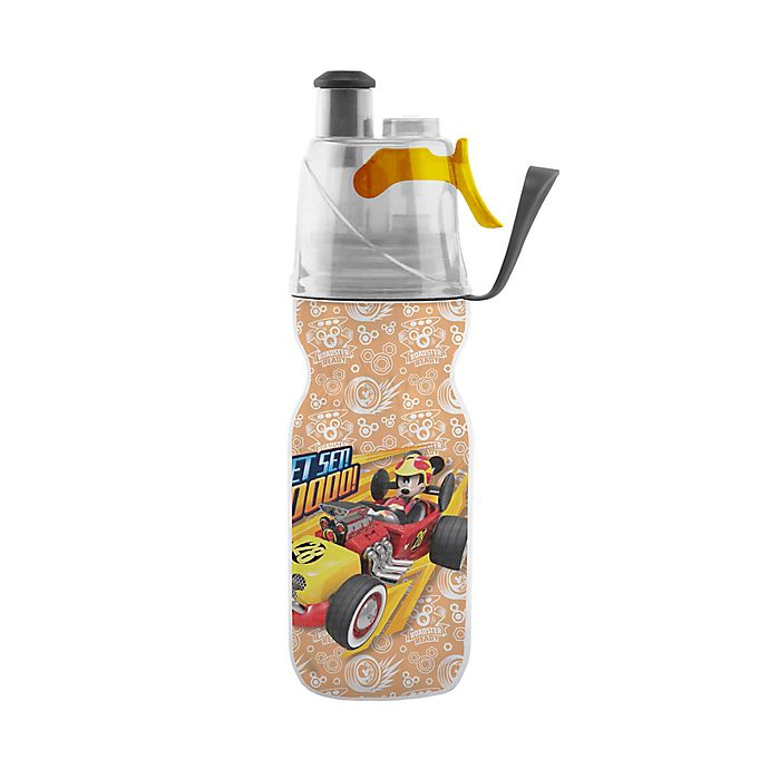 Alternate image 1 for Disney® O2COOL® ArcticSqueeze® 12 oz. Mickey Mouse Mist 'N Sip Squeeze Water Bottle