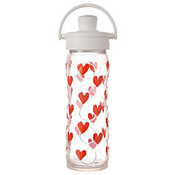 Lifefactory® Hydration 16 oz. Glass Bottle With Flip Cap