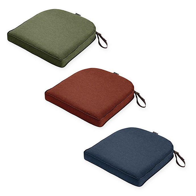 Alternate image 1 for Classic Accessories® Montlake 2-Piece Indoor/Outdoor Seat Cushions Collection