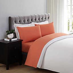 Orange Bed Sheets   Bed Bath & Beyond