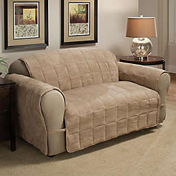 Ultimate Faux Suede Sofa Protector