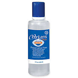 PuriLens™ Plus 3-Pack 4 fl.oz. Preservative Free Saline Solution