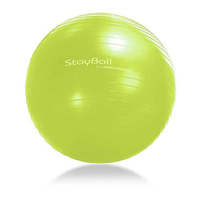 proform exercise ball