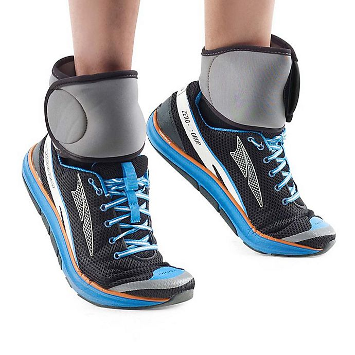 Alternate image 1 for ProForm® 4 lb. Neoprene Ankle/Wrist Weights in Grey