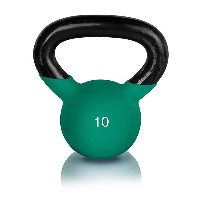 Alternate image 1 for ProForm® 10 lb. Kettlebell in Green
