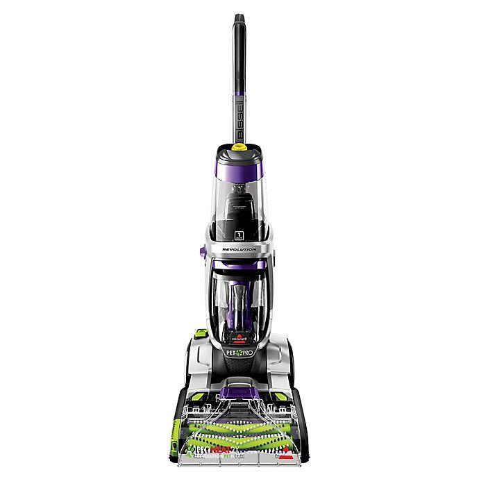 Bissell Proheat 2x Revolution Pet Pro Carpet Cleaner In Purple