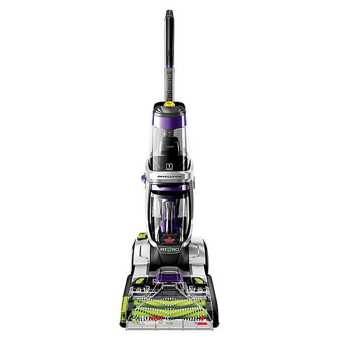 Alternate image 1 for BISSELL® ProHeat 2x® Revolution™ Pet Pro Carpet Cleaner in Purple/Silver