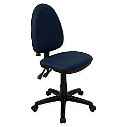 Flash Furniture Mid-Back Fabric Drafting Chair With Adjustable Lumbar Support