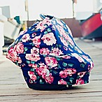 Covered Goods™ 4-in-1 Multi-Use Cover in Navy Floral