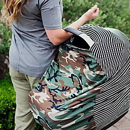 Covered Goods™ 4-in-1 Multi-Use Cover in Camo Mismatch