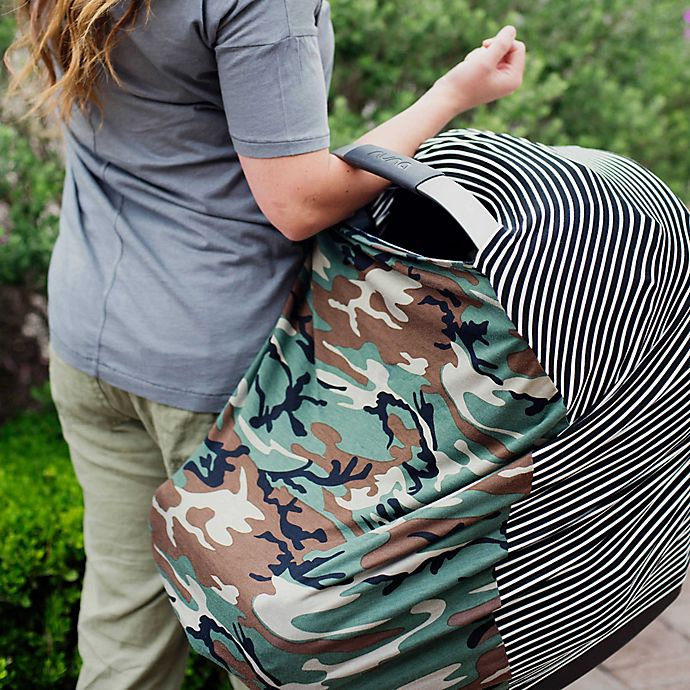 Alternate image 1 for Covered Goods™ 4-in-1 Multi-Use Cover in Camo Mismatch