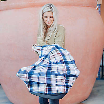 Covered Goods™ 4-in-1 Multi-Use Cover in Plaid