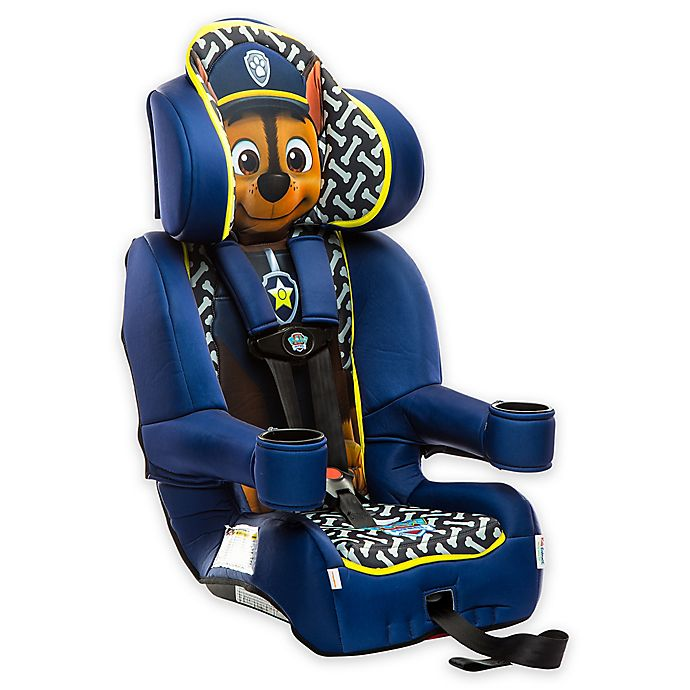 Alternate image 1 for KidsEmbrace Nickelodeon Paw Patrol Chase Combination Harness Booster Car Seat
