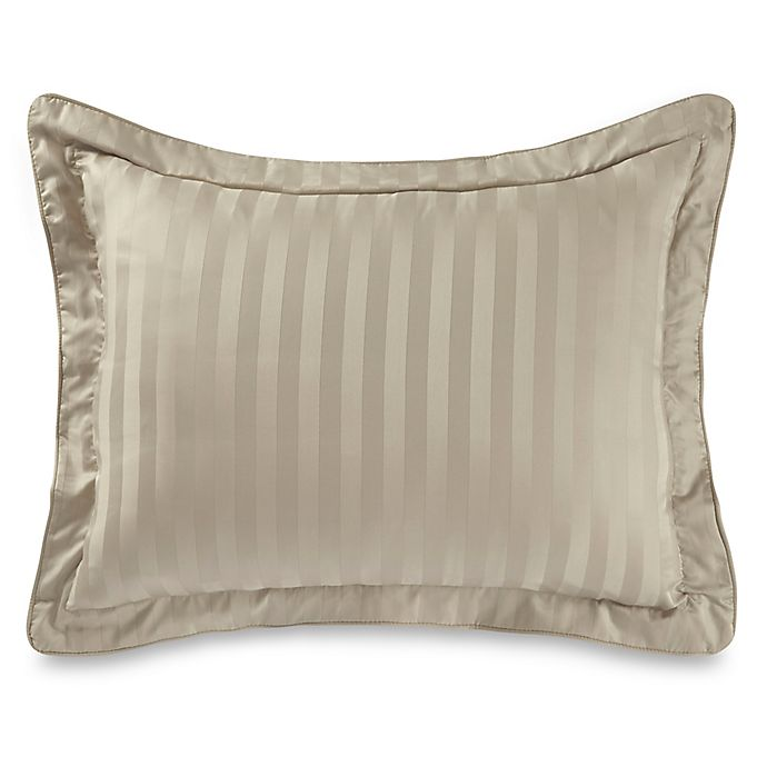 Alternate image 1 for Wamsutta® 500-Thread-Count PimaCott® Damask Pillow Sham