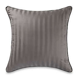 Wamsutta® 500-Thread-Count PimaCott® Damask European Pillow Sham in Grey
