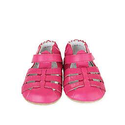Robeez® Mini Shoez Paris Sandal in Hot Pink