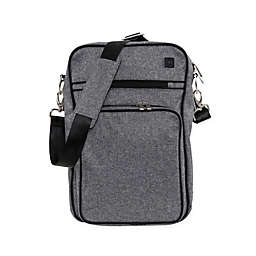 XY by Ju-Ju-Be® Helix Diaper Bag in Grey Matter