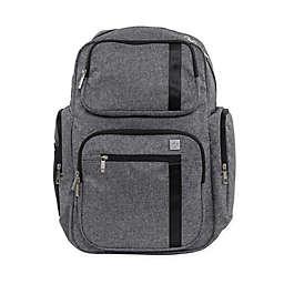 XY by Ju-Ju-Be®Vector Diaper Bag in Grey Matter