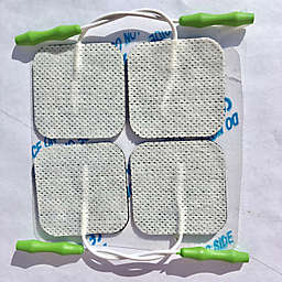 Prospera TENS Stimulator Pads in White (Set of 4)
