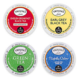 Keurig® K-Cup® Pack 18-Count Twinings of London® Tea Collection