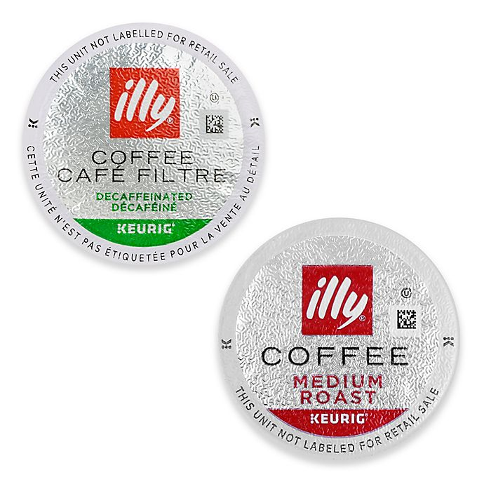 Alternate image 1 for Keurig® K-Cup® Pack 10-Count illy® Coffee Collection