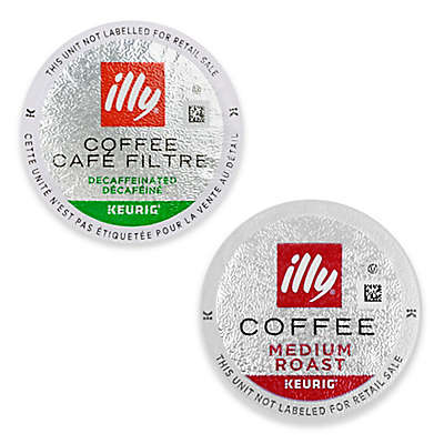 Keurig® K-Cup® Pack 10-Count illy® Coffee Collection