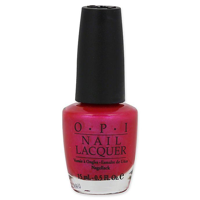 Alternate image 1 for OPI® Nail Polish in Pompeii Purple