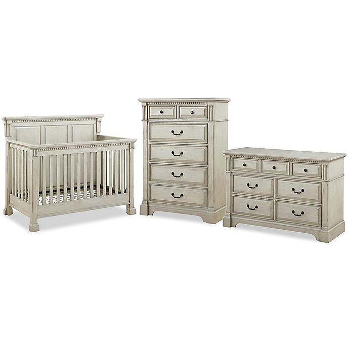 ... Nursery Furniture Collection in Antique Grey. View a larger version of  this product image - Bebe Confort® Everett Nursery Furniture Collection In Antique Grey