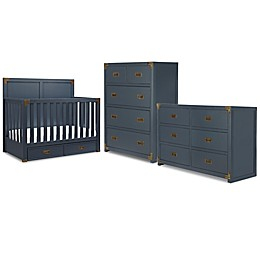 Bertini® Wyatt Nursery Furniture Collection in Graphite Blue