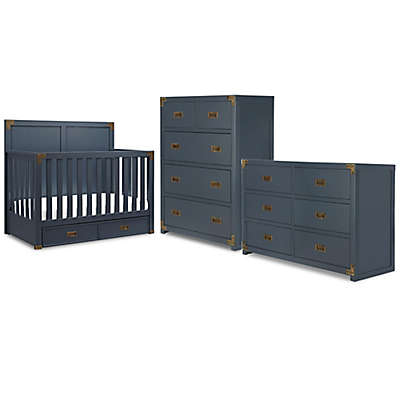 Bebe Confort® Wyatt Nursery Furniture Collection in Graphite Blue