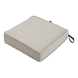Classic Accessories® Montlake™ FadeSafe 25-Inch x 25- Inch Outdoor Lounge Seat Cushion