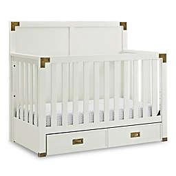Bertini® Wyatt 4-in-1 Convertible Crib in Classic White