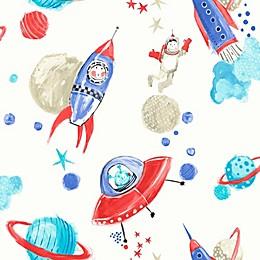 Imagine Fun Starship Wallpaper
