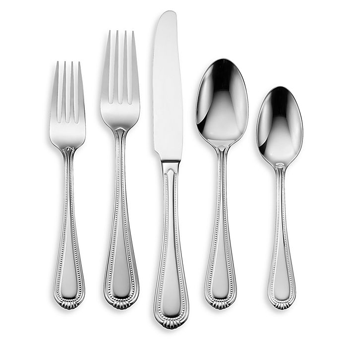 Alternate image 1 for Oneida® Countess 45-Piece Flatware Set