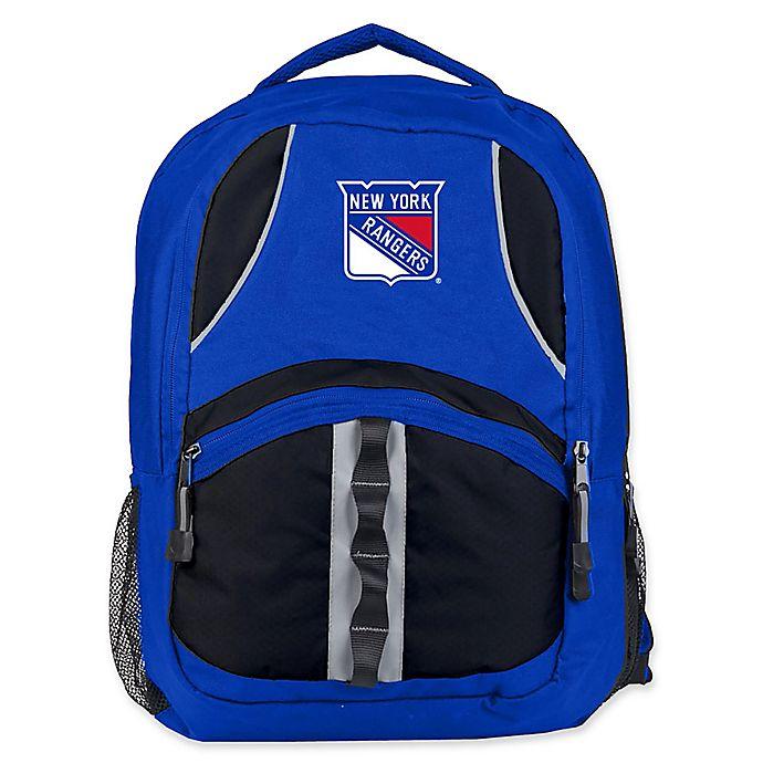 Alternate image 1 for NHL New York Rangers Captain Backpack