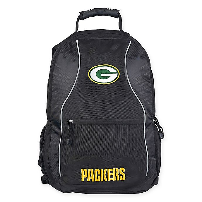 60d7b7fa50e4 NFL Green Bay Packers Phenom Backpack in Black