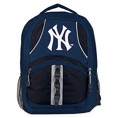 MLB NY Yankees Captain Backpack in Navy/Black