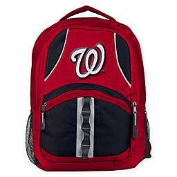 MLB Washington Nationals Captain Backpack in Red/Black