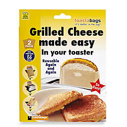 2-Pack Grilled Cheese Toastabags
